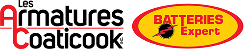 Armatures Coaticook Logo
